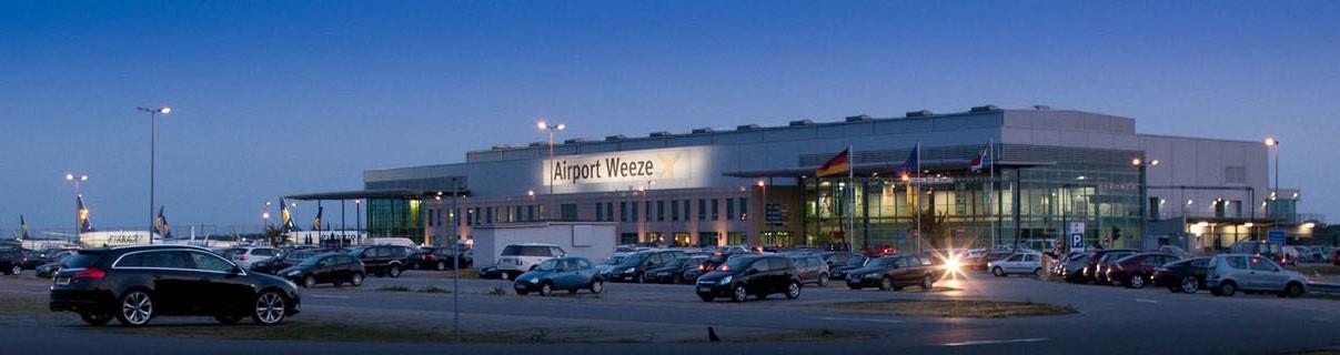 Taxi Utrecht Weeze Airport